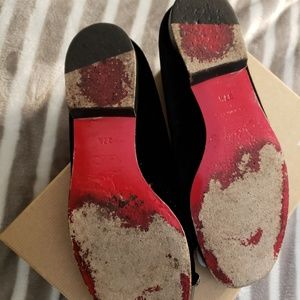 Christian Louboutin Shoes - Pre-loved Christian Louboutin Loafers